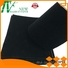 NEW BAMBOO PAPER thickness black flocking paper supplier for gift boxes
