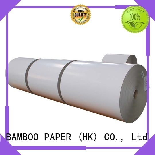 NEW BAMBOO PAPER new-arrival coated duplex board order now for crafts