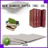 NEW BAMBOO PAPER grade carton gris 2mm from manufacturer for shirt accessories