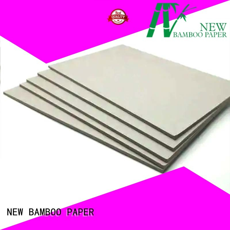 NEW BAMBOO PAPER useful grey paper board buy now for boxes