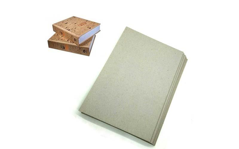NEW BAMBOO PAPER solid grey board thickness factory price for boxes-2
