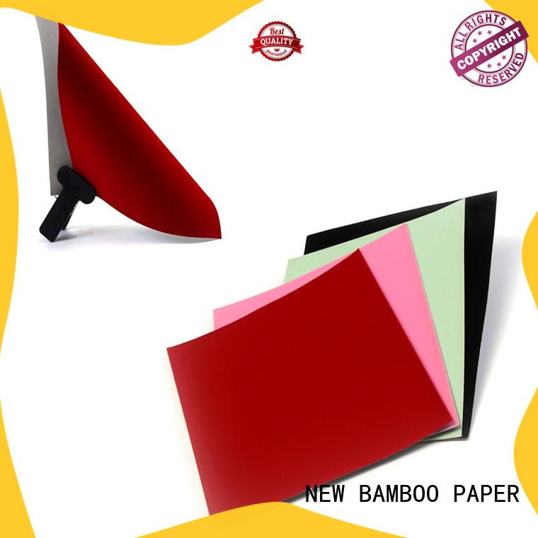 fantastic velvet cardboard sheets sheet long-term-use for gift box binding
