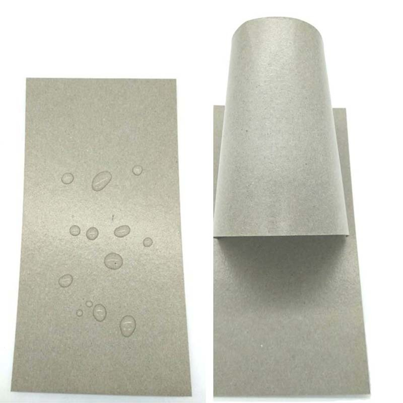 Moisture Proof Grey Board With One Side or two sides PE Coated