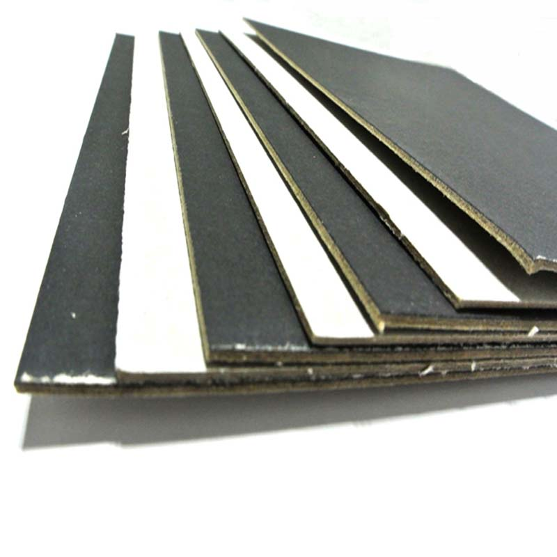 NEW BAMBOO PAPER quality pvc cardboard sheets for photo frames-2