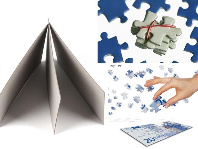 High quality for puzzles, Strong adhesion, without dye or any chemicals ingredient, safe for Children