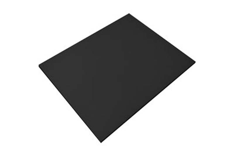 hot-sale black laminated chipboard one widely-use for booking binding-4