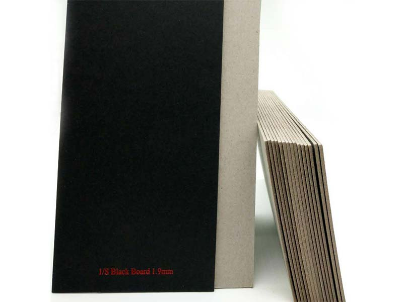 excellent black cardboard paper long-term-use for speaker gasket-12