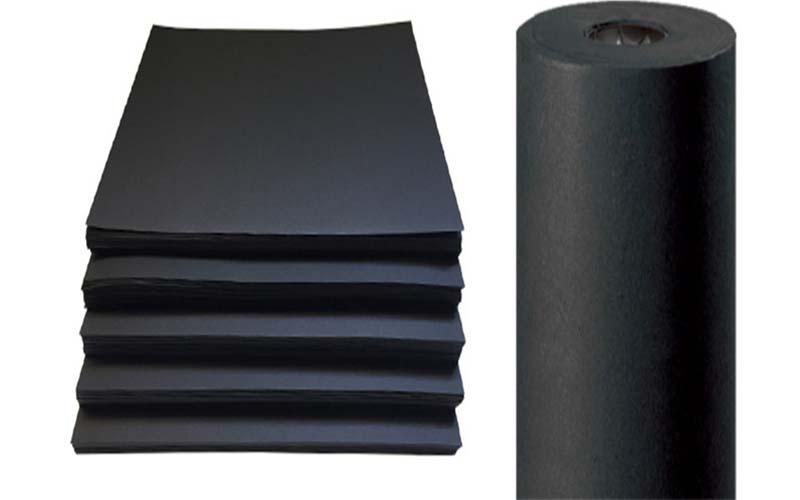 excellent black backing board back long-term-use for speaker gasket-1