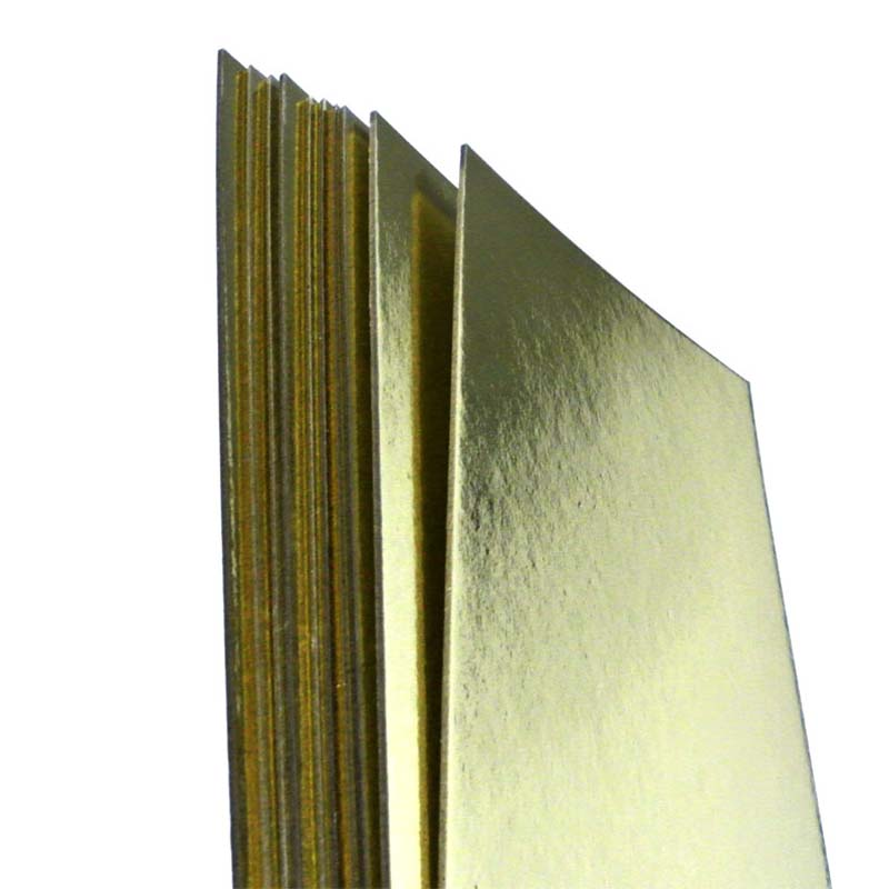 NEW BAMBOO PAPER excellent metallic foil paper for wholesale for stationery-2