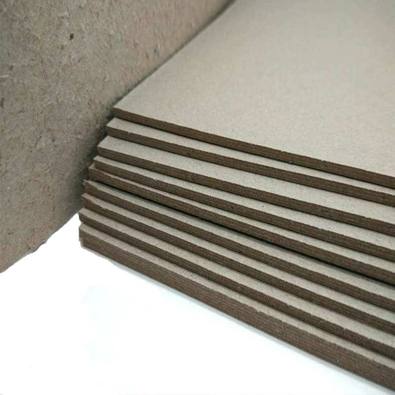 NEW BAMBOO PAPER rolls carton gris factory price for folder covers-3