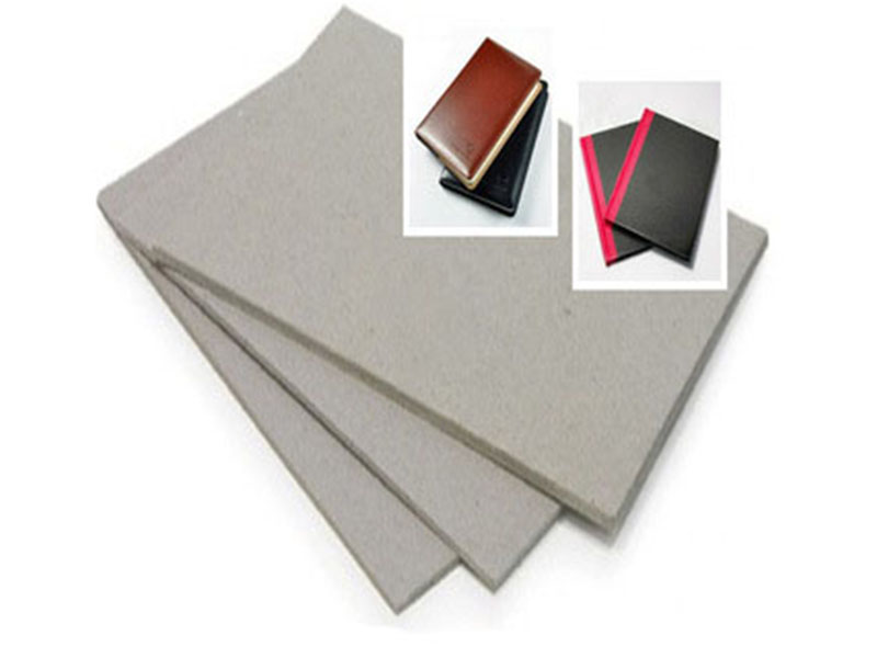NEW BAMBOO PAPER thick grey paperboard check now for folder covers-2