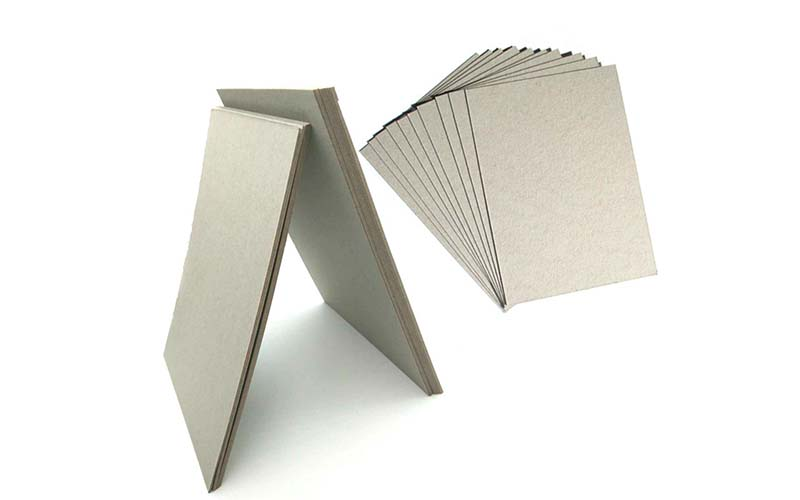 custom grey board thickness cardboard free design for book covers-2