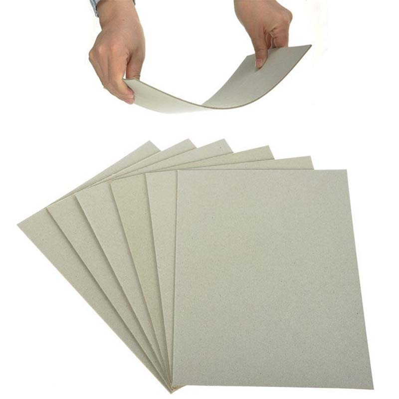NEW BAMBOO PAPER fine- quality grey board thickness from manufacturer for hardcover books-2