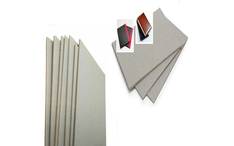 NEW BAMBOO PAPER layer cardboard paper sheets bulk production for shirt accessories-1