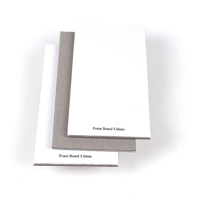 NEW BAMBOO PAPER inexpensive thick foam board notebook for book covers