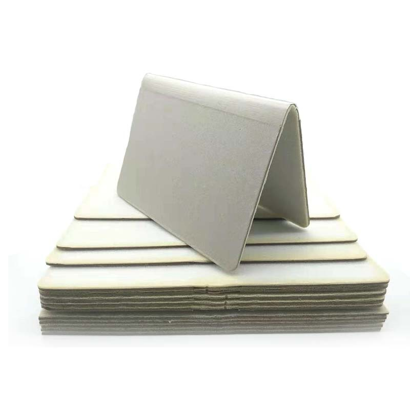 One side Sponge Coated 1250gsm Laminated Gray Paperboard