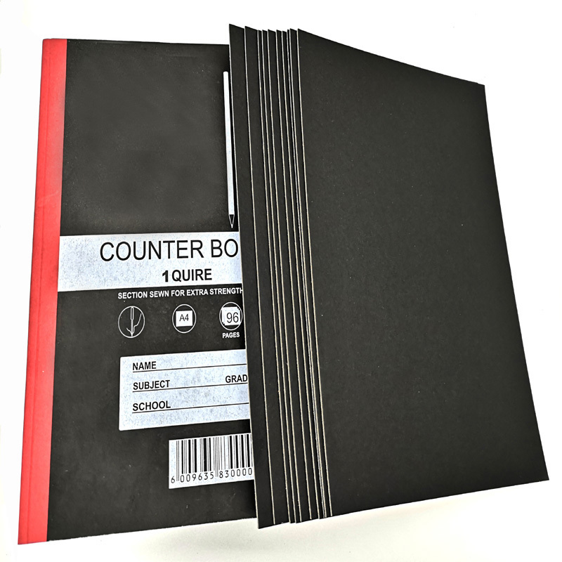 good-package what is black paper painted vendor for book covers