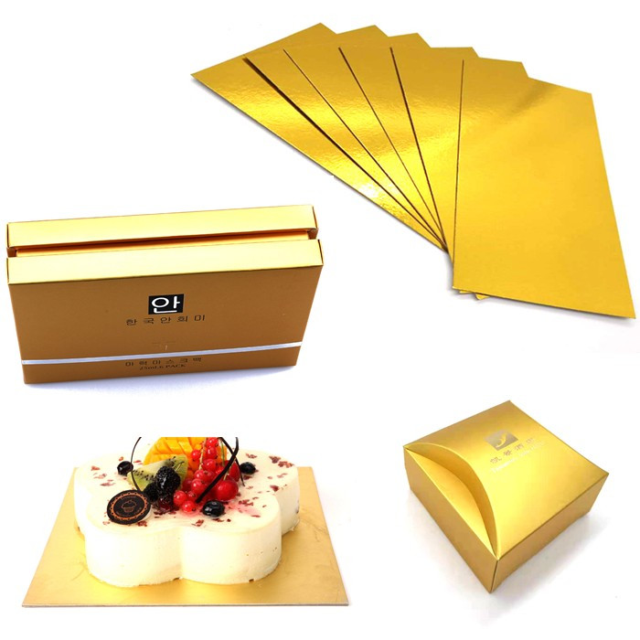NEW BAMBOO PAPER good-package Cake Board Suppliers from manufacturer for pastry packaging-3