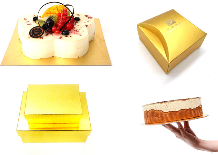 NEW BAMBOO PAPER good-package Cake Board Suppliers from manufacturer for pastry packaging-4