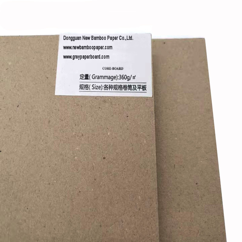 Specialty paper sheet and roll 360gsm 420gsm core board