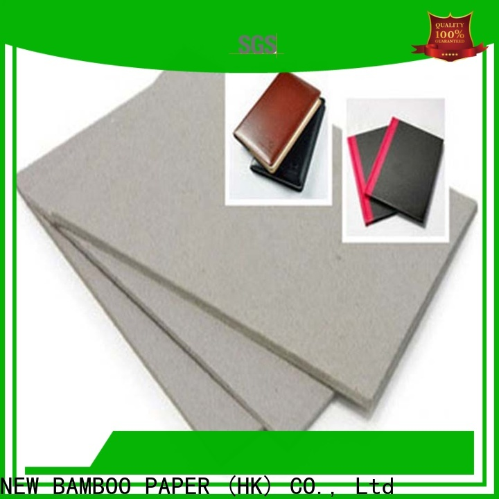 excellent gray paperboard chipboard for T-shirt inserts