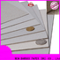 NEW BAMBOO PAPER coil grey board sheets for T-shirt inserts