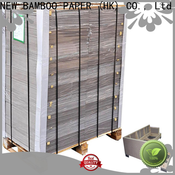NEW BAMBOO PAPER laminated 2mm grey board inquire now for folder covers