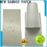 NEW BAMBOO PAPER quality temporary floor protection sheets free design for packaging