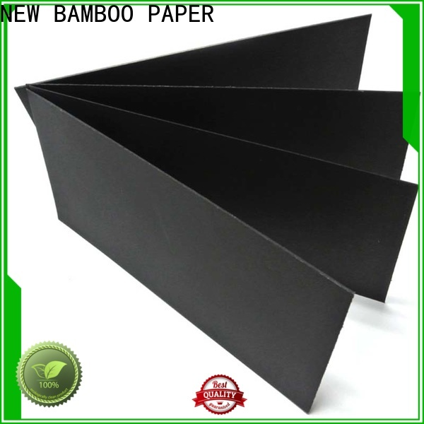 NEW BAMBOO PAPER useful black paper roll vendor for photo frames
