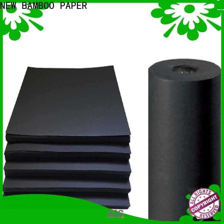 useful black cardboard sheets bag long-term-use for hang tag