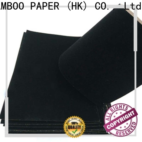 NEW BAMBOO PAPER nice what is flocked paper wholesale for stationery