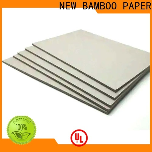 inexpensive grey chipboard sheets degradable inquire now for packaging