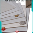NEW BAMBOO PAPER professional laminated grey board free design for packaging