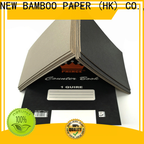 fantastic black laminated chipboard uncoated vendor for shopping bag