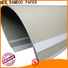 NEW BAMBOO PAPER newly duplex board gray back for toothpaste boxes