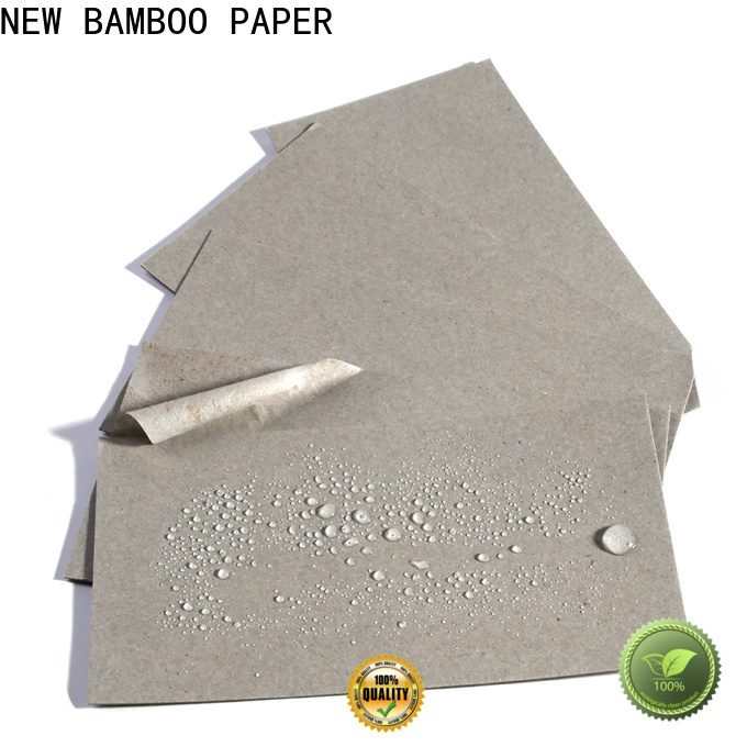 NEW BAMBOO PAPER side Temporary Floor Protection Paper order now for frozen food