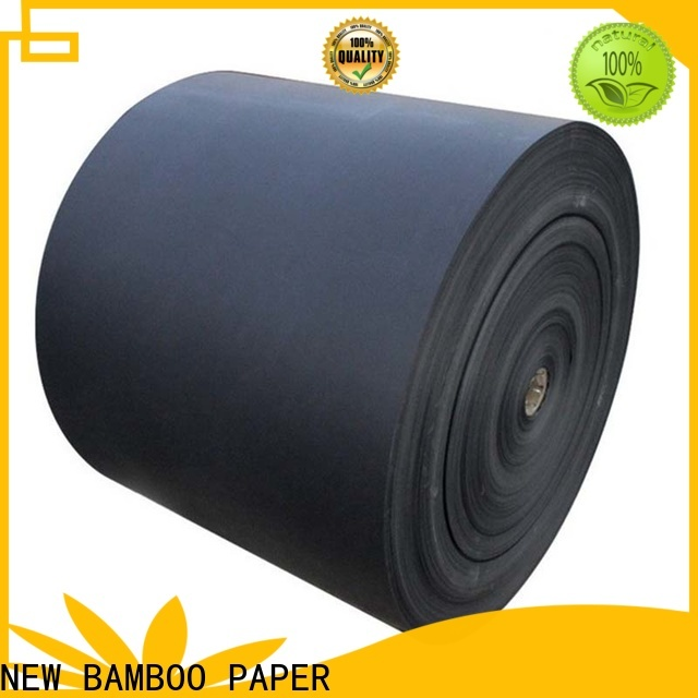 NEW BAMBOO PAPER useful black cardboard paper for speaker gasket