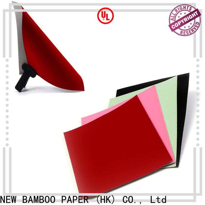 nice flocked velvet paper flocked manufacturer