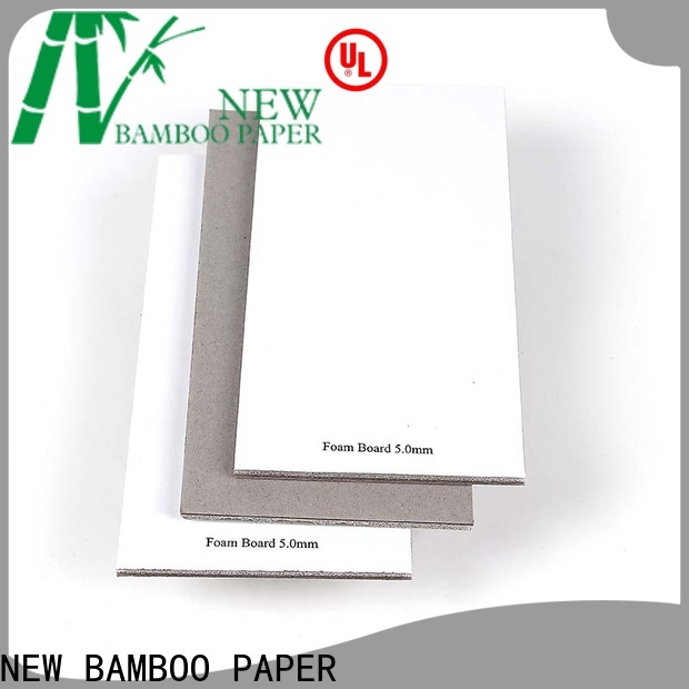 NEW BAMBOO PAPER board foam board printing free design for photo frames