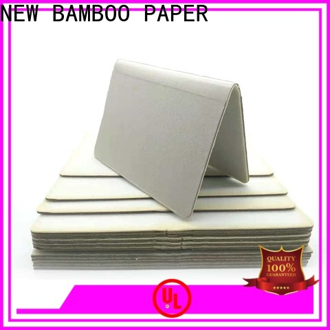 NEW BAMBOO PAPER best 2 foam board factory price for shirt accessories