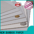 NEW BAMBOO PAPER layer grey cardboard sheets inquire now for hardcover books