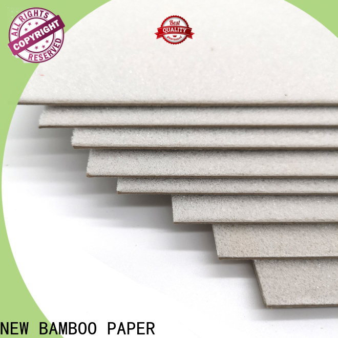 NEW BAMBOO PAPER cover 2 inch foam board buy now for folder covers