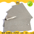 NEW BAMBOO PAPER grey poly coated cardboard bulk production for waterproof items