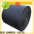 NEW BAMBOO PAPER hot-sale thick black cardboard certifications for booking binding