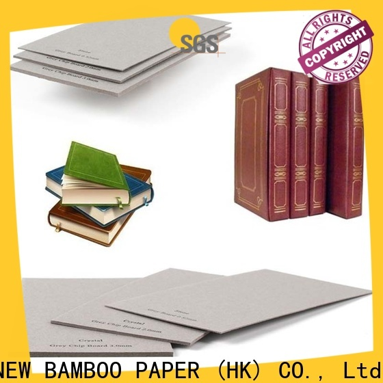 NEW BAMBOO PAPER degradable straw board paper at discount for packaging