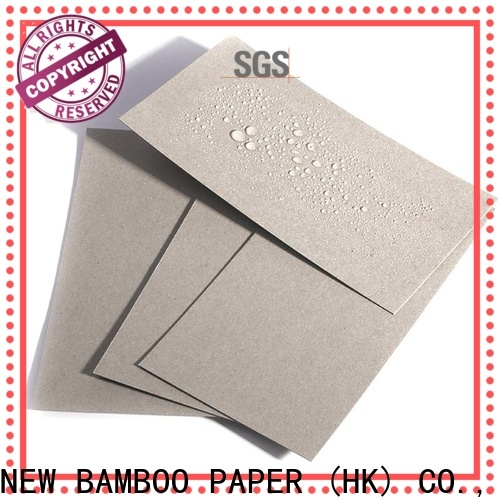NEW BAMBOO PAPER paper Temporary Floor Protection Paper from manufacturer for frozen food