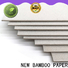 NEW BAMBOO PAPER board foam board 5mm at discount for stationery