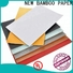 NEW BAMBOO PAPER sheets duplex paper sheet bulk production for cloth boxes