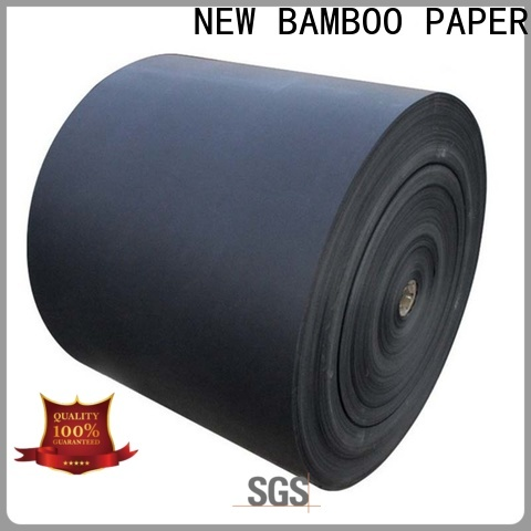NEW BAMBOO PAPER scientific black paper sheet free design for speaker gasket