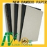 NEW BAMBOO PAPER industry-leading black paper sheet vendor for gift box